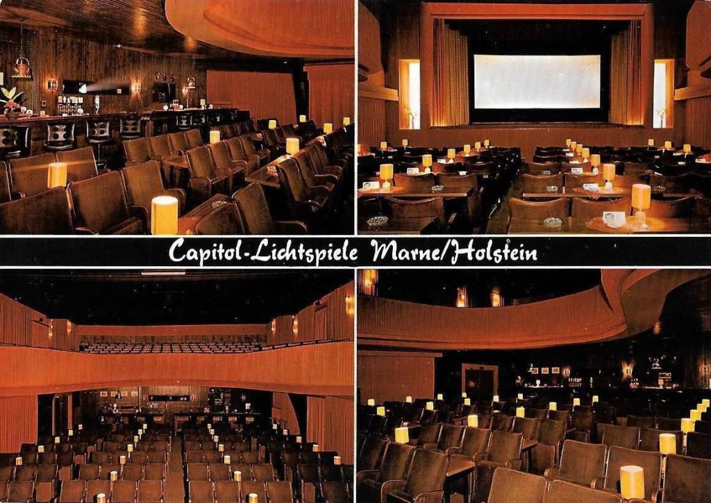 Kino Capitol in Marne